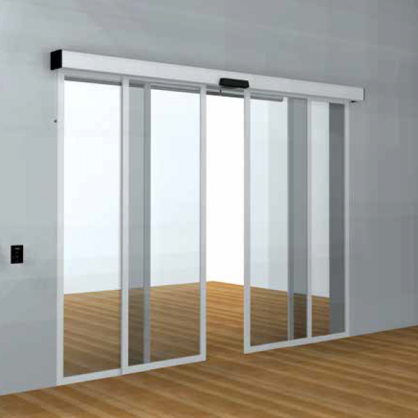 Automatic Sliding Glass Doors: Automated Gates Bournemouth